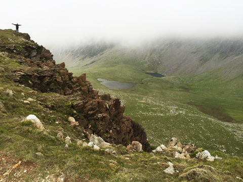 Beneath The Clouds Of Mount Snowdon