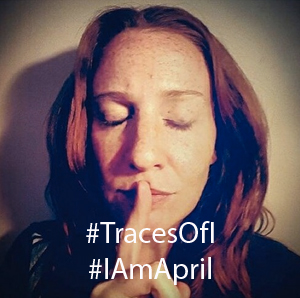 Janine Ripper #TracesOfI #IAmApril