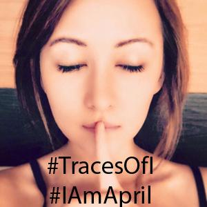 Nia Davies #TracesOfI #IAmApril