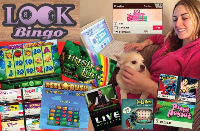 Look Bingo £50.00 Amazon Giveaway