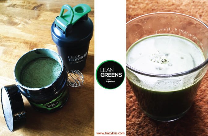 Lean Greens Super Greens Supplement With Digestive Enzymes