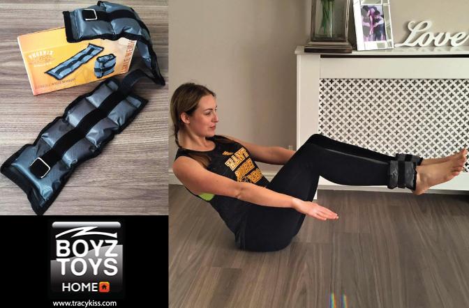 BoyzToys Phoenix Fitness Ankle/Wrist Weights