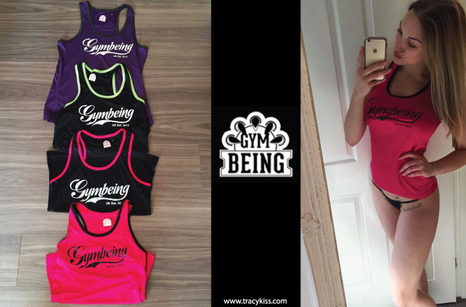 Gym Being Classic Vests