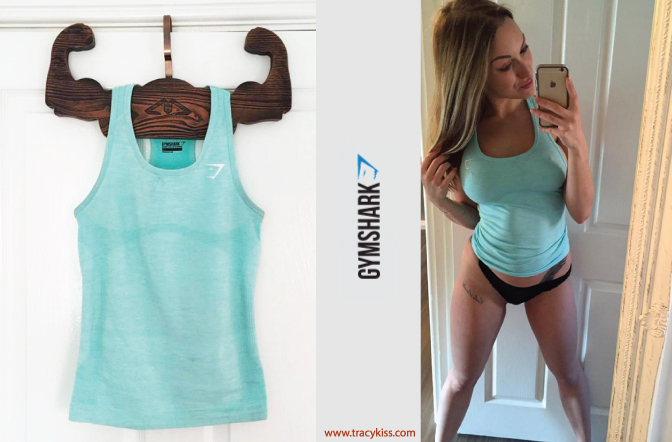 Gymshark Seamless Mint Vest