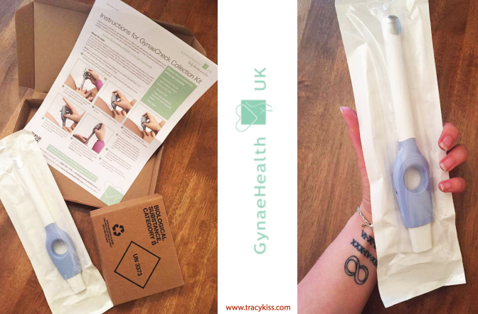 GynaeCheck Home HPV Test Kit For The Prevention Of Cervical Cancer