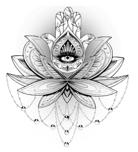 My Tattooist Designed A Custom Piece Of Bodyart To Cover My Stretchmarks