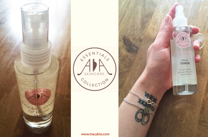 AA Skincare Frankincense & Rose Face Toner