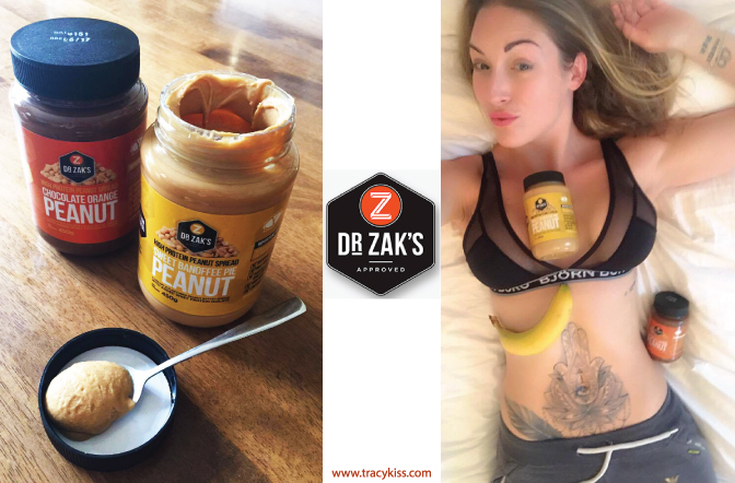 Dr Zak's Banoffee Pie & Chocolate Orange High Protein Peanut Spread