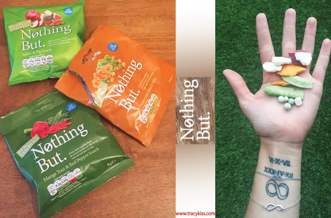 Nothing But Freeze Dried Fruit & Vegetable Snacks