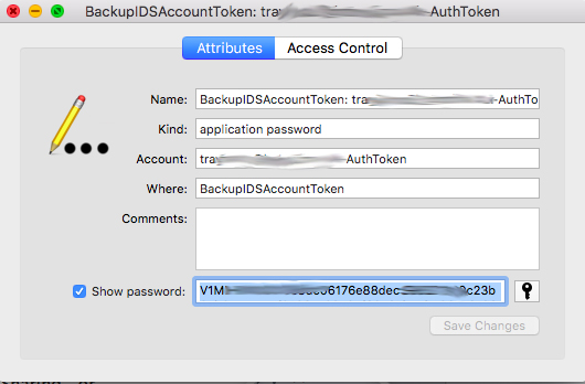 Pablo From AppleCare Retrieved My Encrypted iTunes Backup From My Mac