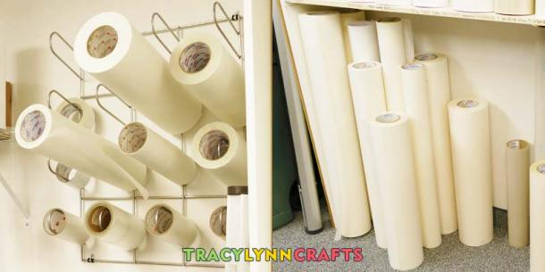 Vinyl for Cricut can also mean obtaining transfer paper at a discount