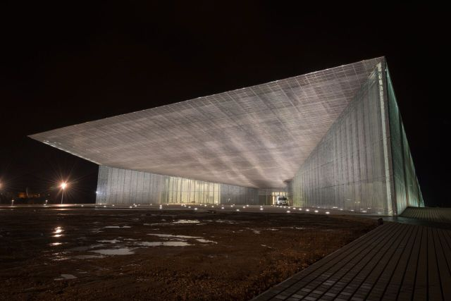 New museum for a young nation: Estonia