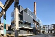 Architectural Record: An urban village in the heart  of industrial Brussels