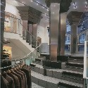 Architectural Record: Mexx by Robert Stern, Mirror of Fashion