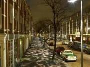 'Broken light' heals a rough street with soft light