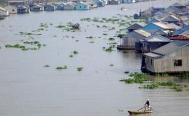 Zoet&Zout: Happy flood in de Mekong delta