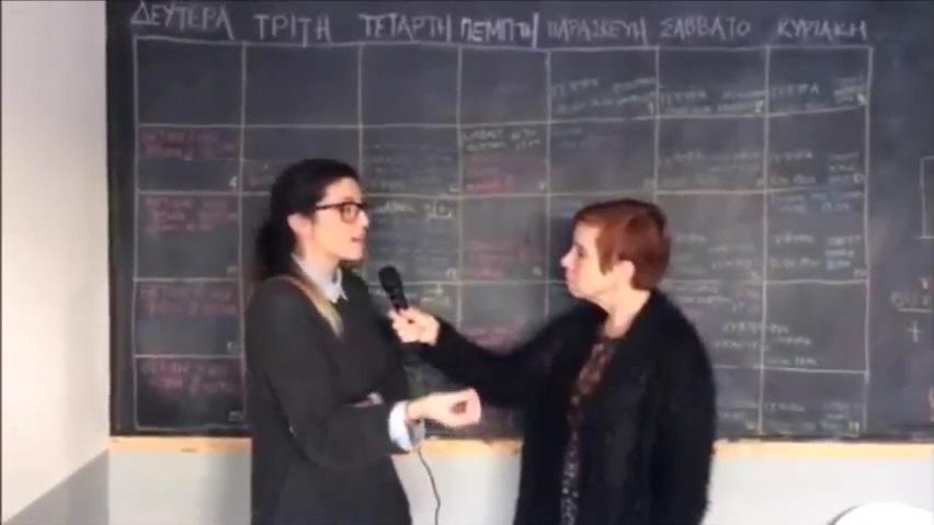Video HEYU! Urbans Athens met Maria Chatzopoulou, SynAthina