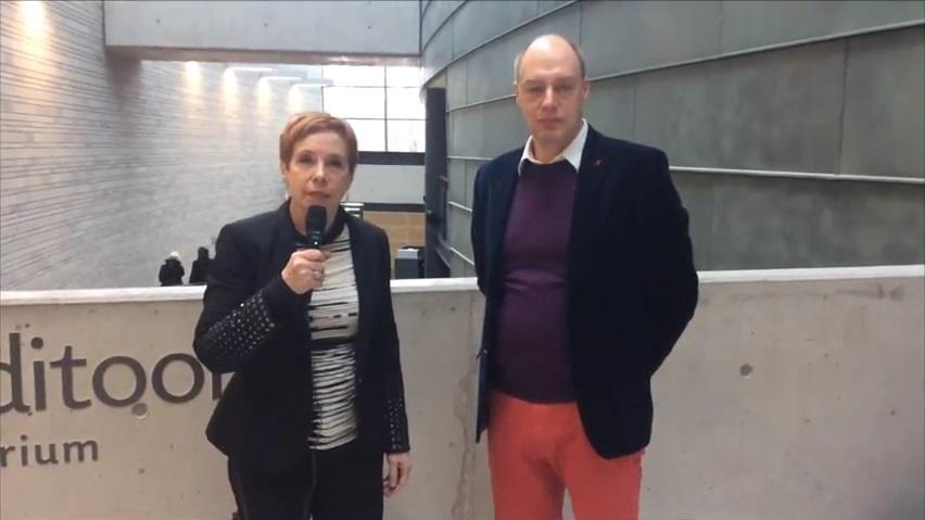 Video HEYU! Urbans Tallinn met Linnar Viik