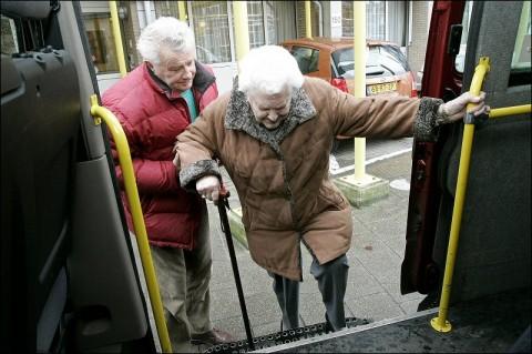 Hoe zorg je dat ouderen in de stad blijven?
