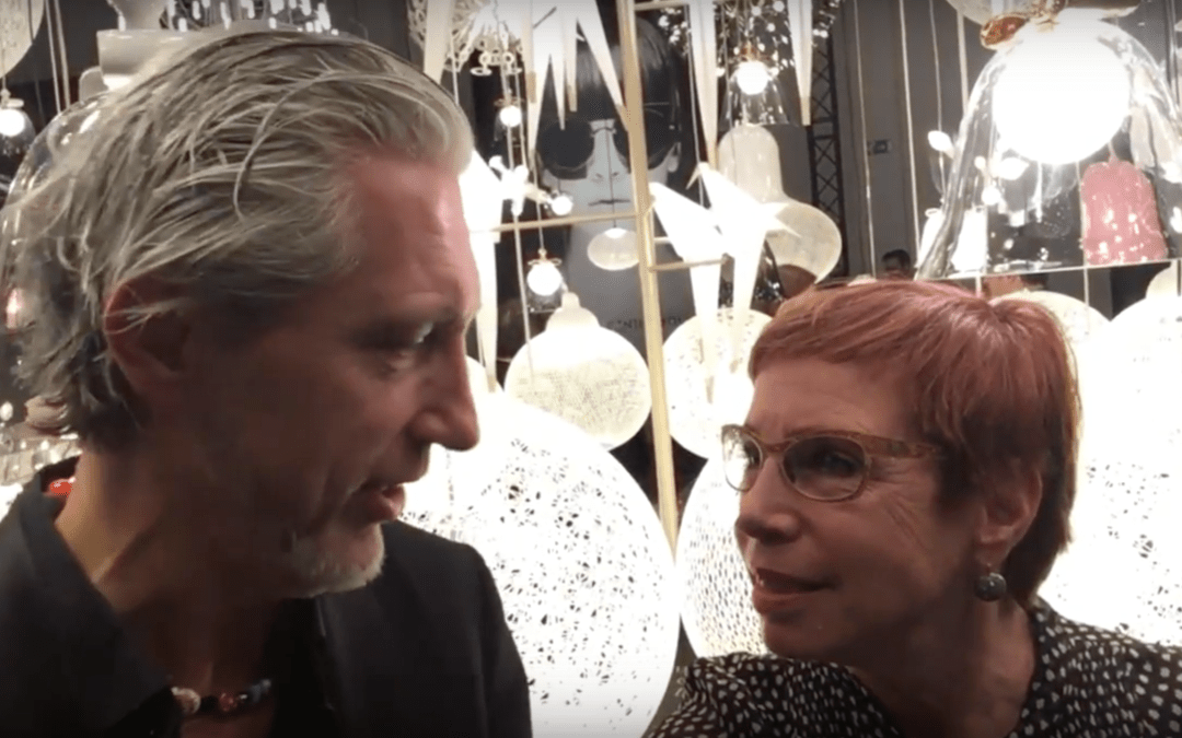 TRACY•TV – Milan Design Week 2017: Marcel Wanders, Palazzo Clerici and Tortona