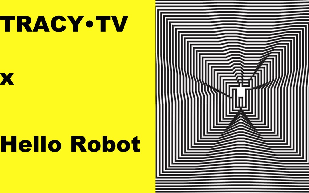TRACY•TV #33 – Prince Claus Awards, Abe Bonnema Prize and Hello Robot