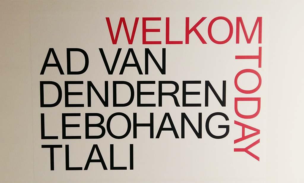 Het Zuidafrikaanse dorp Welkom, toen en nu opnieuw