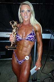 Tanning Fee  Tracy Nelson Tan  Spray Tanning  Competition Tan  Body Building  Fitness