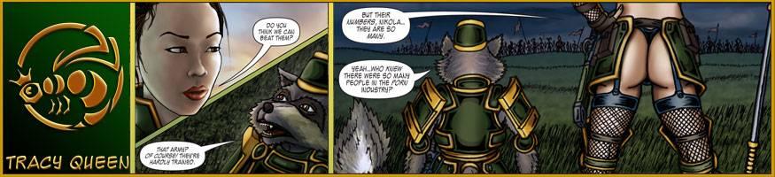 01-Tracy-Queen-battlefield-general-nikola-talking-raccoon-armor