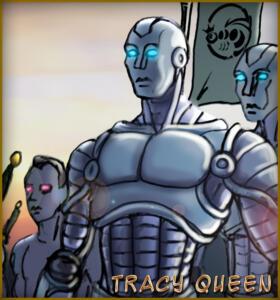 Tracy Queen - 3rd Lieutenant