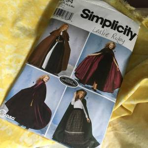 18th Century Cape by Tracy McElfresh