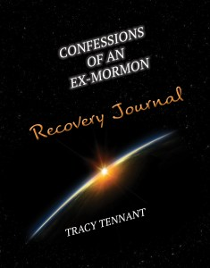 Recovery Journal Front Cover