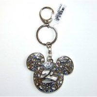 Disneyland Paris 25 Anniversary key ring