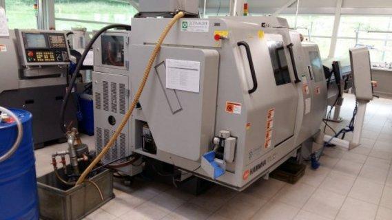 Makinate |Used HANWHA STL 32H Swiss type lathe M1701447029 1