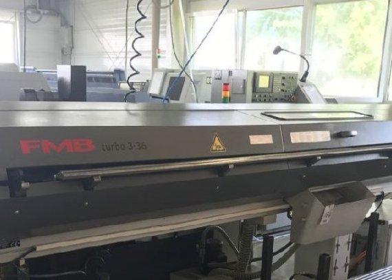 Makinate | Used HANWHA STL 32H Swiss type lathe M1701447029 8