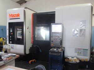 Makinate | Used Mazak Integrex i-200 x 1000 U multitasking lathe M1701932440 1
