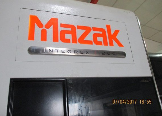 Makinate | Used Mazak Integrex i-200 x 1000 U multitasking lathe M1701932440 2