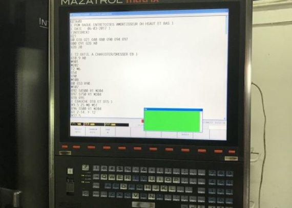 MAkinate   Used Mazak Integrex i-200 x 1000 U multitasking lathe M1701932440 4