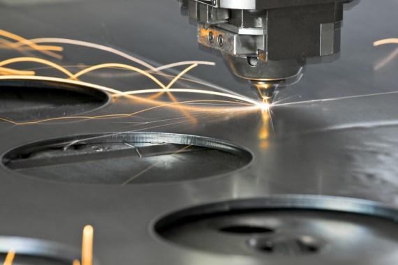 Makinate | Sheet metal process
