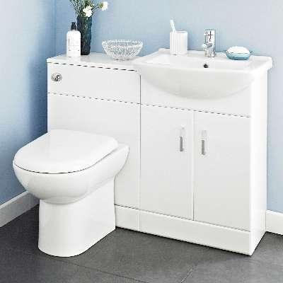 clearance bathroom vanity units - trade bathrooms