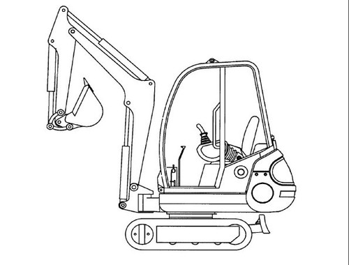 Gehl 199-222 Mini Excavator Parts Manual DOWNLOAD