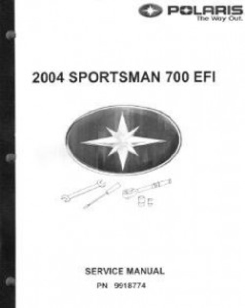 Polaris Sportsman 700 Red Part Diagram