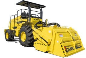BOMAG MPH 362, MPH 364, MPH 454 RECYCLER & STABILIZER
