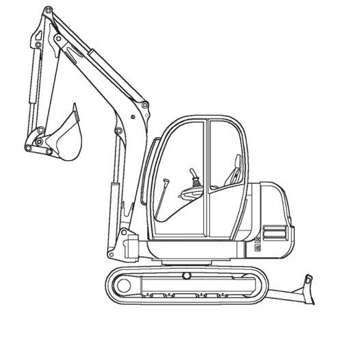 Free Gehl CT7-23 Turbo Telescopic Handlers Illustrated