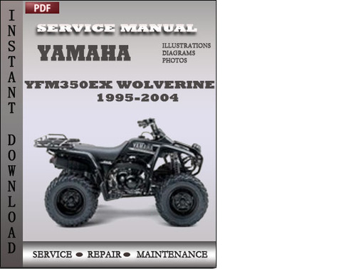 Yamaha Wolverine 350 Wiring Diagram Free Download Wiring Diagrams