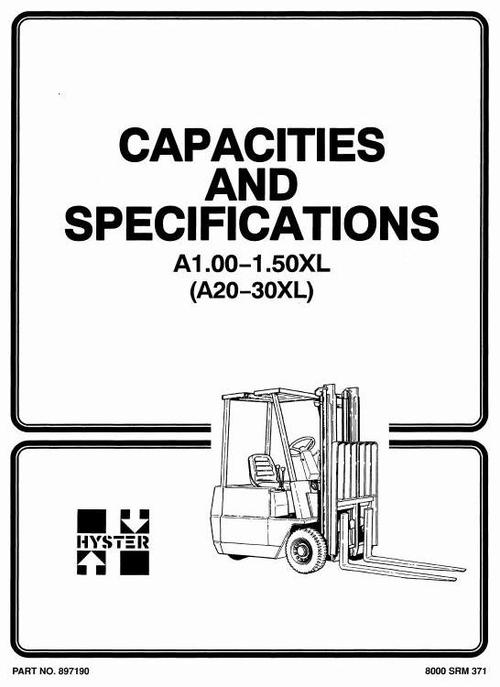 HYSTER Manual