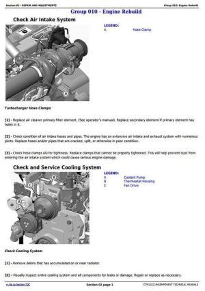 PowerTech 4045 EWX Diesel Engine (Final Tier 4Stage IV) wLevel 23
