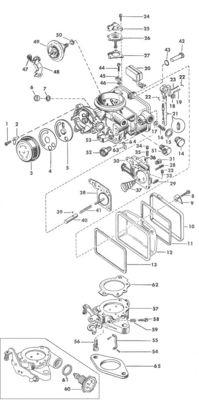 Holley 1920 Carburetor Diagram Holley 1904 Exploded