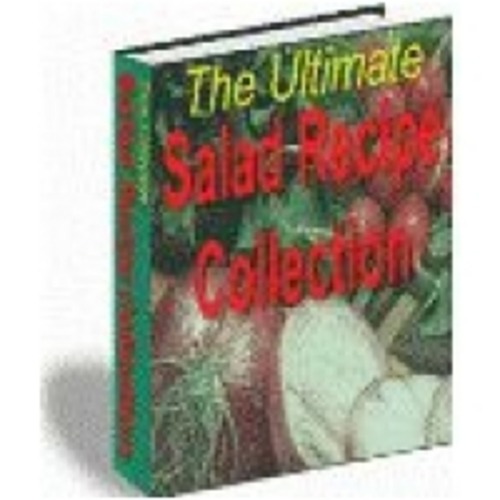 Salad Recipe eBook  Download eBooks