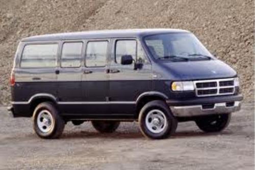 1997 Dodge Ram Van B1500 System Wiring Diagram Download Document