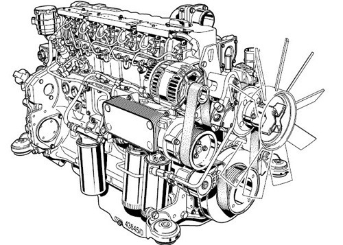Deutz BFM 2012 Diesel Engine Workshop Service Repair